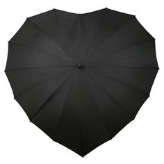 Black Heart umbrella! - Need this!