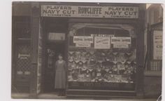 Mrs Rowcliffe's shop 134 Alum Rock Road Saltley Birmingham U K. Tower Hamlets, Call The Midwife, City College, Birmingham England, Shop Fronts, West Midlands, Slums, Local History, Historical Photos