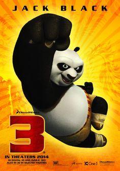 Kung Fu Panda 3 Wallpaper HD For Desktop