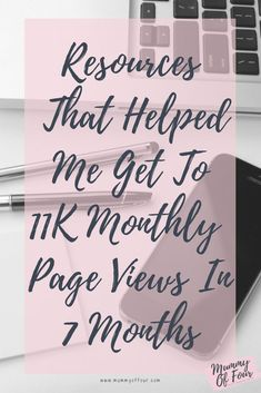 Resources That I Have Used To Get My Blog To Over 11,000 Monthly Page Views In Just 7 months Work From Home Jobs, Blogging For Beginners, Blog Tips, 7 Months, How To Start A Blog, Social Media, Inner Circle, Blog Planning, Mummy Bloggers