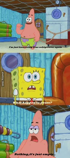 We all know Patrick..