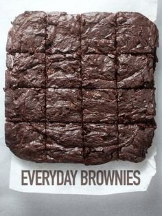 Everyday Brownies | Bakerella | Bloglovin