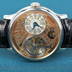 What if you could own a part of F.P. Journe's history? With the Patrimoine service, F.P. Journe offers discerning collectors the opportunity to acquire historic models that are no longer in production.  Discover the current available timepieces as well as rare watches we are looking for. http://www.fpjourne.com/en/fp-journe-patrimoine  #fpjourneofficial #fpjourne #invenitetfecit #patrimoine #tourbillont #watch #timepiece #watches #horlogerie #montre #reloj #uhren #horology #watchmaking #art…