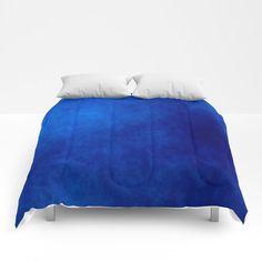 Misty Deep Blue Bath Mat by kasseggs Blue Comforter, Duvet, Bedding, Blue Bath Mat, Customized Girl, Blue Throw Pillows, Outdoor Cushions, Love To Shop, Art Store