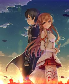 SAO In The End