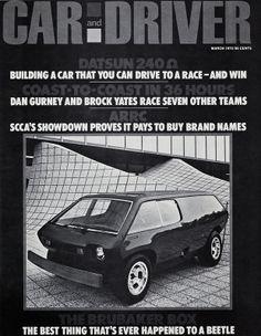 1972 Brubaker Box