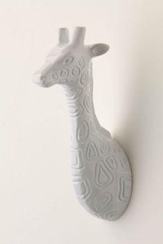 giraffe hook ~ anthropologie.