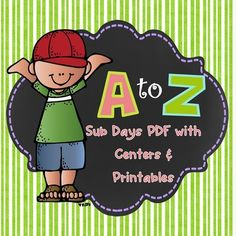Alphabetical Order Theme Substitute 2 Days from Wise Owl Factory on TeachersNotebook.com - (177 pages) - Alphabetical Order Theme Substitute 2 Days For the sub binder or sub tub, everything required to fill two days of teacher absence for semester two grade one or semester one grade two.