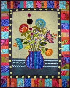 Sue Spargo: My Workshops and Lectures/Trunk Shows