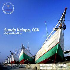 Pelabuhan Sunda Kelapa di Jakarta masih akan terus memamerkan kegagahan Kapal Phinisi atau Bugis Schooner Partners. Berkunjung yuk?