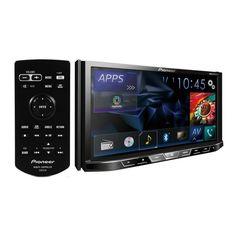 KaBuM! - Central Multimídia Pioneer 7´ com TV Digital, Bluetooth, GPS, Mixtrax, Entrada USB  AVIC-F70TV  R$ 2.750