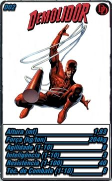 Demolidor (Daredevil).