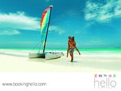 VIAJES EN PAREJA. La Riviera Maya es el sitio perfecto para practicar actividades acuáticas como deportes de vela, windsurf, ski acuático, snorkeling o buceo y descubrir la belleza de los corales y especies que habitan en esta zona. En Booking Hello, estamos seguros de que tú y tu pareja vivirán una increíble aventura durante sus vacaciones, al adquirir alguno de nuestros packs que harán de este viaje, la mejor experiencia all inclusive en los resorts Catalonia del Caribe mexicano. Si deseas…