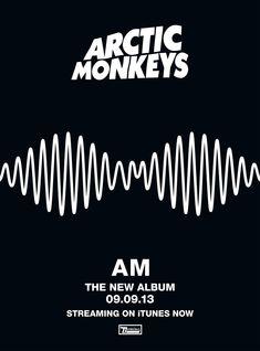 AM / Arctic Monkeys - Matthew Cooper - Debut Art Arctic Monkeys, Band Posters, Cool Posters, Poster Wall, Poster Prints, Cute Wallpaper Backgrounds, Wallpapers, Visual Aesthetics, Concert Posters