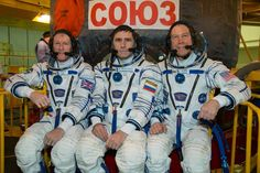Expedition 46 crew