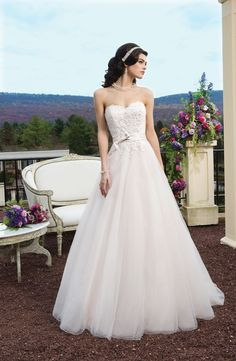 Ball Gown Wedding Dresses : Take a sneak peek at Sincerity Bridals 2015 wedding dress collection