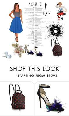 """""""Untitled#10697"""" by xiaophai ❤ liked on Polyvore featuring Jimmy Choo"""