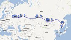 Hívnak a vonatok - Transz-Szibéria