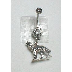 Honestly, if I get my navel pierce I need this belly button ring. Unique Belly Rings, Unique Silver Rings, Sterling Necklaces, Sterling Silver Jewelry, Silver Earrings, Silver Bracelets, 925 Silver, Bangles, Body Jewelry
