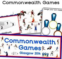 FREE Commonwealth Games Glasgow 2014 resources for the classroom. Plus 1000s more educational resources available to download.