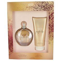 Still by Jennifer Lopez Gift Set -- 3.4 oz Eau De Parfum Spray + 6.7 oz Body Lotion