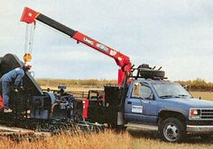 UNIC Truck-mounted crane Truck Mounted Crane, Heavy Equipment, Monster Trucks, Vehicles, Car, Vehicle, Tools