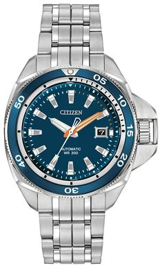 Citizen Grand Touring Sport Automatic Signature Collection