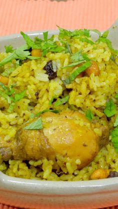 Rice Recipes, Asian Recipes, Mexican Food Recipes, Healthy Recipes, Biryani Rice Recipe, Easy Cooking, Cooking Recipes, How To Cook Rice, Malaysian Food