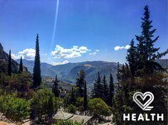 Are you having a green peaceful #Sunday 2 Health App-ers?  Tell us what are you doing today!  #yogalife #health #wellness #peace #greenlife #yoga #yogaeverywhere #yogaeveryday #shivareateachertraining #Delphi #2HealthApp #travel #nature #bluesky