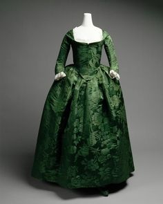 Historical costuming and vintage sewing projects, with dress diaries and research on period dress from the to the century. 18th Century Dress, 18th Century Costume, 18th Century Clothing, 18th Century Fashion, 16th Century, Robes Vintage, Vintage Dresses, Vintage Outfits, Vintage Fashion