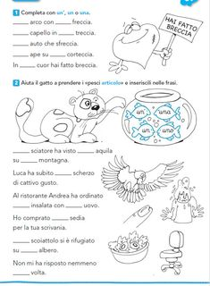 Learning Italian, Elementary Schools, Notebook, Language, Teaching, Geography, Alphabet, Speech Language Therapy, Languages