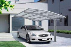 Aluminium Carport Design Ideas by Rhino Shades