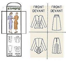 imprimibles de costura - Alejandra Vera - Picasa Web Albums