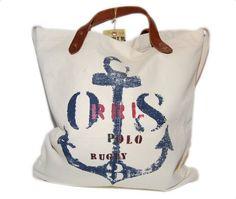 Polo Ralph Lauren RRL Mens Brown Beige Nautical Anchor Leather Canvas Tote Bag RALPH LAUREN,http://www.amazon.com/dp/B009WGIENS/ref=cm_sw_r_pi_dp_RXSGsb0YSM4FB70D