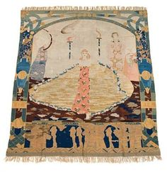 View Jeftas datter by Frida Hansen on artnet. Browse upcoming and past auction lots by Frida Hansen. By, Vintage World Maps, Auction, Tapestry, Artist, Tapestries, Artists