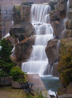 the ultimate backyard water feature