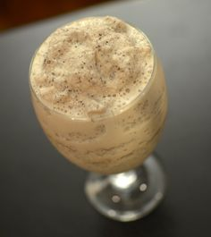 THM Cookie Dough Shake (I used skinny almond chocolate in it) FP Kids liked this too