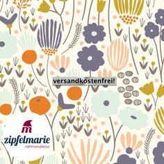 Cloud9 Baumwollstoff Bio GOTS von Zipfelmarie auf DaWanda.com