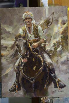 Современная турецкая живопись Ramzi Taskiran