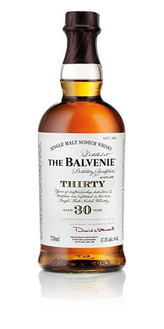 """The Balvenie 30 Years Old - William Grant & Sons - Scotch www.LiquorList.com """"The Marketplace for Adults with Taste!"""" @LiquorListcom #LiquorList.com"""