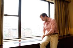 Ralph Fiennes photographed by Brian Kennedy