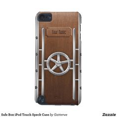 Safe Box iPod Touch Speck Case