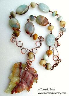 Necklace Gallery - Art -Z Jewelry