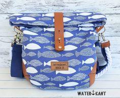 Tasche - Büddel Bag Marei, Schnittmuster und Anleitung - Nähanleitungen bei Makerist