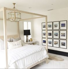 I love clean, minimal spaces, but not completely bare walls. One of my favorite…