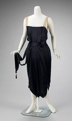 Evening Dresses  Callot Soeurs, 1910  The Metropolitan Museum of Art