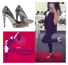 """""""Saturday shopping @osmose_shoes Paris """" by osmose on Polyvore featuring mode"""