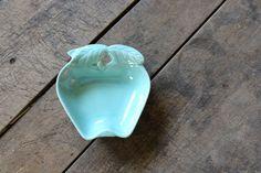 Vintage Hoenig Pottery Apple Dish on Etsy, $6.00