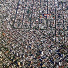 Buenos Aires from above