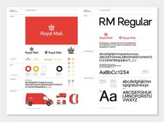 Royal Mail Style Guide